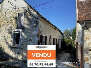 Maison de village LA CROIX EN BRIE 100 (77370)