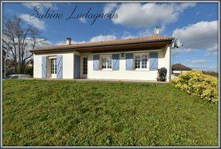 Maison SCORBE CLAIRVAUX 120 (86140)