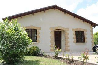 Maison contemporaine CHALAIS 140 (16210)