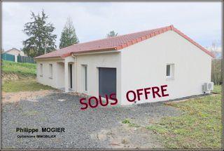 Maison plain-pied ABREST 112 (03200)