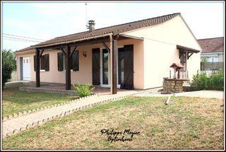 Maison plain-pied SAINT SYLVESTRE PRAGOULIN 90 (63310)