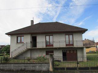 Maison individuelle GENELARD 117 (71420)