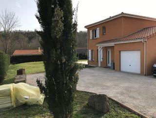 Maison contemporaine ISSOIRE 91 m² ()