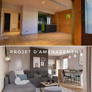Appartement POISY 52 m² ()