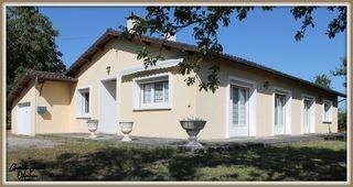 Maison plain-pied CHALAIS 150 m² ()