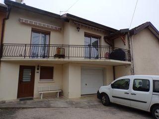 Maison mitoyenne PONT D'AIN 98 m² ()