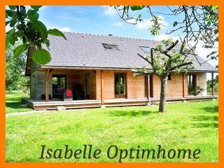 Maison à ossature bois VERNEUIL SUR AVRE 145 m² ()