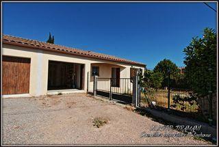 Maison plain-pied CARCASSONNE 90 m² ()