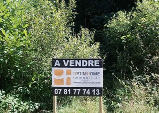 Terrain constructible LA ROCHE MAURICE  ()