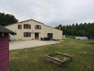 Maison de campagne LACHAISE 136 m² ()