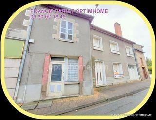 Maison de ville SAINT ETIENNE DE FURSAC 149 m² ()