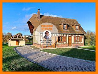 Maison de caractère VERNEUIL SUR AVRE 95 m² ()