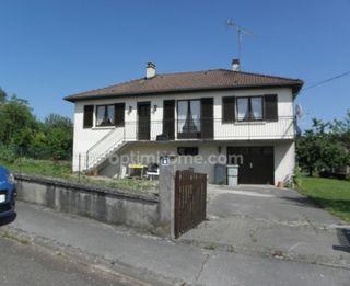 Maison individuelle BOULIGNEY 84 m² ()