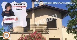 Maison de village SAIGUEDE 104 m² ()