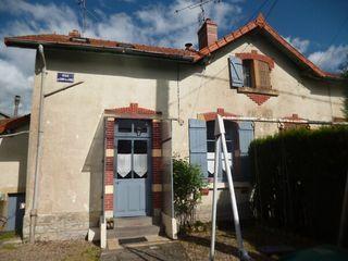 Maison jumelée GUEUGNON 90 m² ()