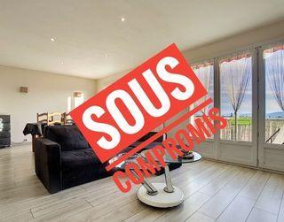 Appartement rénové PORTES LES VALENCE 73 m² ()