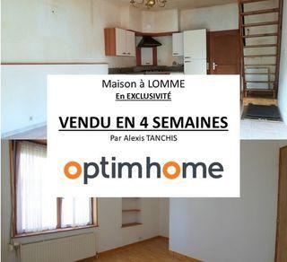 Maison LOMME 46 m² ()