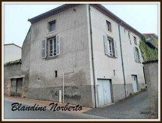 Maison à rénover MEZEL 68 m² ()