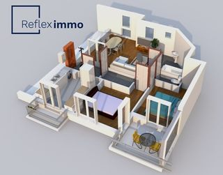 Appartement CLERMONT FERRAND 66 m² ()