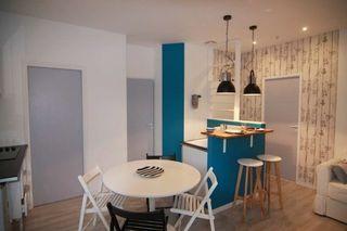 Appartement rénové DINARD 52 m² ()