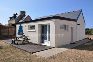 Maison individuelle CLEDER 78 m² ()