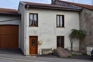 Maison de village LUNEVILLE 118 m² ()