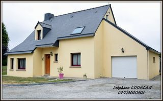 Maison contemporaine CREVIN 111 m² ()