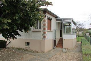 Maison individuelle GENELARD 64 m² ()