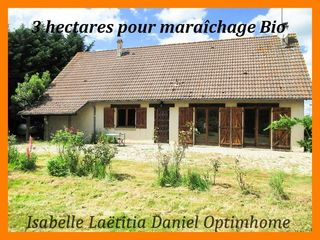 Maison individuelle VERNEUIL SUR AVRE 113 m² ()