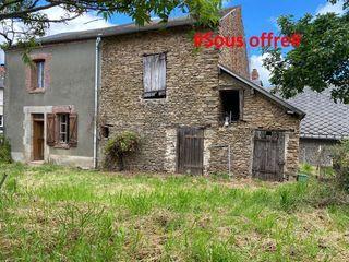 Maison de village COLONDANNES 53 m² ()