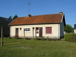 Maison de village SAINT MARS LA JAILLE 82 m² ()