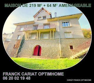 Maison bourgeoise LA SOUTERRAINE 219 m² ()