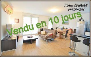 Appartement en résidence LAILLE 70 m² ()