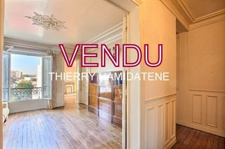 Appartement bourgeois ARGENTEUIL 90 m² ()