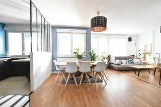 Appartement LYON 4EME arr 80 m² ()