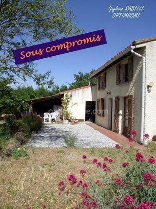 Maison à rénover LAURABUC 100 m² ()