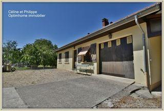 Maison CHAVANNES SUR SURAN 68 m² ()