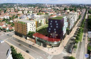 Appartement en résidence DIJON 72 m² ()