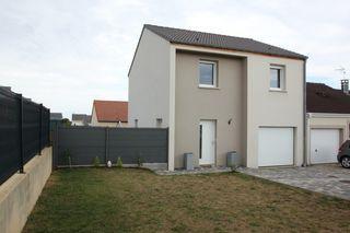 Maison SAINTE MARIE AUX CHENES 92 m² ()
