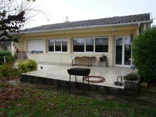 Maison plain-pied LA CLAYETTE 82 m² ()