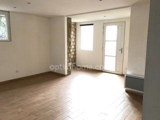 Appartement en rez-de-jardin LE PONTET 63 m² ()