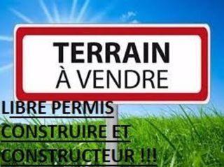 Terrain constructible SAINT PIERRE DE CHANDIEU  ()