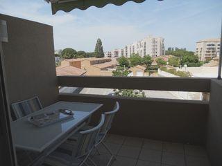 Appartement en résidence LE GRAU DU ROI 28 m² ()