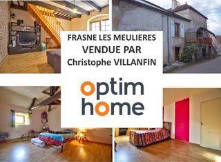 Maison de village AUXONNE 110 m² ()