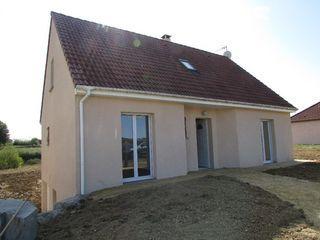 Maison individuelle SANVIGNES LES MINES 106 m² ()