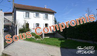 Maison individuelle ORLEAT 74 m² ()