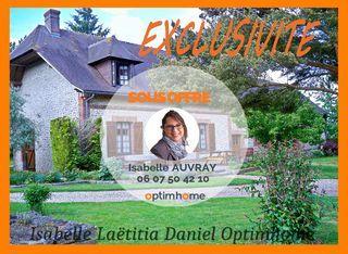 Maison de campagne VERNEUIL SUR AVRE 180 m² ()