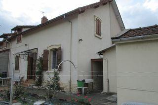 Maison mitoyenne SANVIGNES LES MINES 84 m² ()