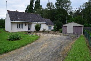 Maison plain-pied MARTIGNE BRIAND 84 m² ()