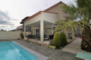Maison contemporaine SALEILLES 158 m² ()